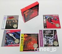 APRIL WINE / JAPAN Mini LP SHM-CD x 5 titles + PROMO BOX Set!!