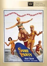 Surf Party DVD (1964) Bobby Vinton, Patricia Morrow, Jack DeShannon Maury Dexter