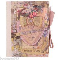 Wedding Planner Book (Diary/Journal/Organiser) Engagement Gift *Multi listing*