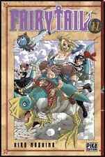 mangas Fairy Tail tome 11 Mashima Hiro Anime Shonen PIKA Neuf Rave Fantasia VF
