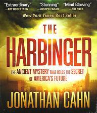 THE HARBINGER by Jonathan Cahn - Set of Unabridged Audio CDs **BRAND NEW**