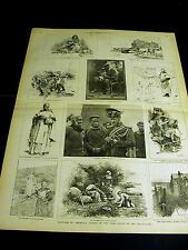 American Artists PARIS SALON Pearce Gay Knight Bacon Mosler 1887 Large Print