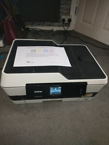 Brother MFC-J6520DW All-in-One Inkjet Printer. !!!Fully Working!!!