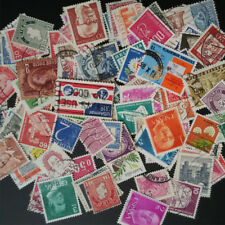10Pcs All Different World Vintage Postage Stamps Collection Random Sorting