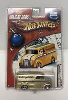Hot Wheels Dairy Delivery Van 2006 Holiday Rods 1 Of 5 Holiday Hauler Mattel NOS