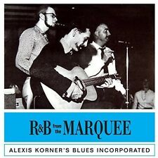 R&B From The Marquee - Alexis Korner (2015, CD NEUF)