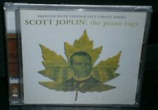Scott Joplin - The Piano Rags [Prestige Elite] (1994) CD ALBUM