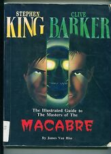 Stephen King & Clive Barker - Illustrated Guide to the Masters of the Macabre