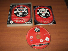 World Series of Poker 2008 Battle for the Bracelets für Sony PlayStation 3 / PS3