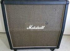 1976 Marshall 1982A 4x12 Speaker Cabinet Basketweave Celestion G12H30 Black Back
