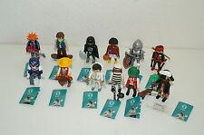 Playmobil 5157 Figures Boys Serie 2 alle 12 Figuren
