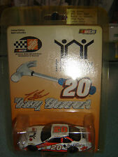Rookie 1999 Tony Stewart #20 Home Depot / Habitat For Humanity Action 1/64
