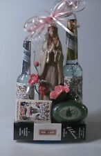 Statue (Florida Water) Gift Basket