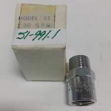DOLE 2.00 GPM FLOW REGULATOR MODEL GS NEW
