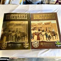 Tasty Minstrel Boardgame Homesteaders (10th Anniversary Edition) Open Box