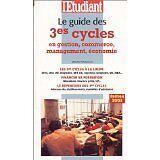 Bruno Magliulo - Le Guide des 3e cycles en gestion, commerce, management, économ