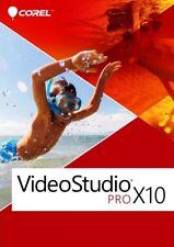 Brand New Corel Video Studio VIDEOSTUDIO Pro X10 DOWNLOAD NO DVD FAST SHIPPING