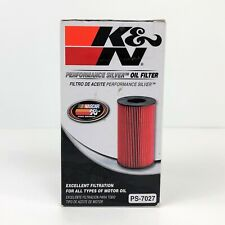 PS-7027 K&N Oil Filter New For Chevy Chevrolet Malibu Colorado Equinox Aveo GMC