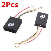 2.X 110V 3Way Light Touch Sensor Switch Control for Lamp Desk Bulb Dimmer
