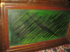 Music Zoran, * 1909 di astratto verde splendido FABBRICA!!!