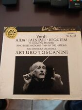 Coffret Verdi-Aida-Falstaff-Requiem 6CD