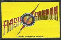 QUEEN flash gordon 2002 - WOVEN SEW ON PATCH - official merch - no longer made