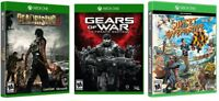 Microsoft Xbox One - Gears of War Ultimate, Dead Rising 3, Sunset Overdrive