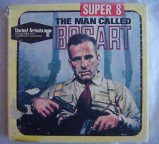 Vintage 1967 Super 8 'THE MAN CALLED BOGART' 8mm Film Reel UA Ken Films