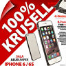 KRUSELL Sala AluBumper Coque Pour Apple iPhone 6/6s Housse fin