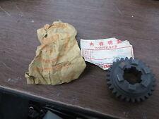 NOS Honda Countershaft Third 27T Gear 1961 CB72 CB77 1962 CL72 23451-268-000