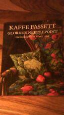 KAFFE FASSETT GLORIOUS KNITTING PHOTOGRAPHY BY STEVE LOVI 30 EXCLUSIVE PATTERNS