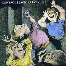 Jackie Leven - Control (1971) [New CD] UK - Import