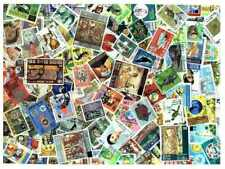 Sri Lanka Stamp Collection - 300 Different Stamps