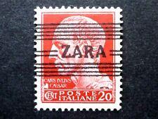 ITALIA REGNO OCCUPAZIONE TEDESCA ZARA 20 C 1943 MNH** CV € 18.000 ITALY ITALIEN