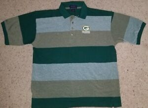 Green Bay Packers Polo Shirt New XL
