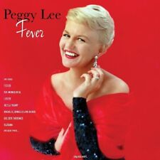 Peggy Lee - Fever (180g Red Vinyl LP) NEW/SEALED