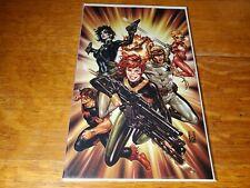 Extermination #3 (Of 5) Mark Brooks Virgin Variant Marvel Unknown Comics X-Men