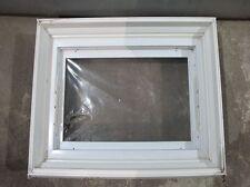 Winkhaus Kipp-Kellerfenster mit Kunststoffzarge Thermo-Kipp 80x50x24 cm #4994