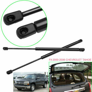 For Chevrolet Tahoe SUV Gas Struts Lift Support Shock Spring Rear Window Glassx2