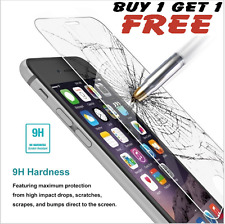 100% Genuine Tempered Glass Screen protector protection For Apple iPhone 6 & 6S