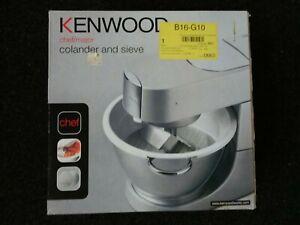 KENWOOD CHEF/MAJOR COLANDER SIEVE ATTACHMENT