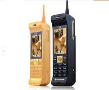 "C1 Unlocked long standby mobile phone 2.6"" Touch screen Retro nostalgia Golden"