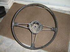 Rover P4 Steering wheel