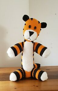 """Stuffed Hobbes Plush Tiger 14"""" Character Collectable"""