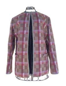 Vintage Ralex Of Sydney Australia Wool Mix Ladies Jacket Size 14