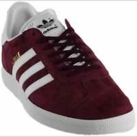 adidas GAZELLE  Casual   Shoes - Maroon - Mens