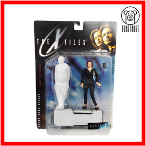 Agent Dana Scully X-Files Action Figure Series 1 Vintage Toy by McFarlane 1998