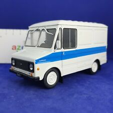 ErAZ 3730 Soviet Van USSR Diecast Model Blue & White Color 1:43 Scale 1970