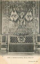 64 pau le chateau berceau henri IV