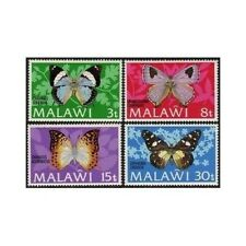 Malawi 199-202,202a sheet,MNH.Michel 195-198,Bl.30. Butterflies 1973.